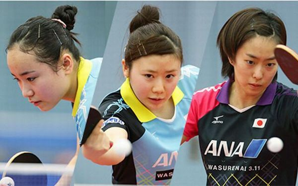 リオオリンピック女子卓球